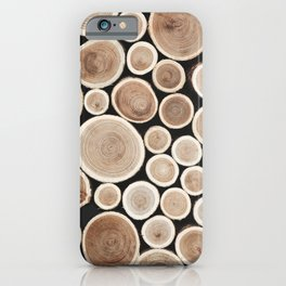 Timber 4 iPhone Case