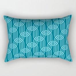 Op Art 183 Rectangular Pillow