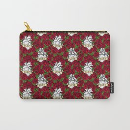 Heart and Roses_Love Carry-All Pouch