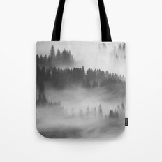 Everything Turns Gray #society6 Tote Bag