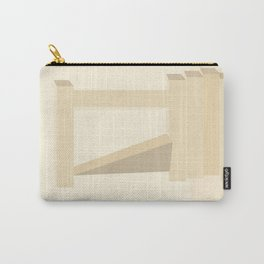 Shape study #13 - Stackable Collection Carry-All Pouch