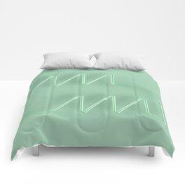 Linework Comforters