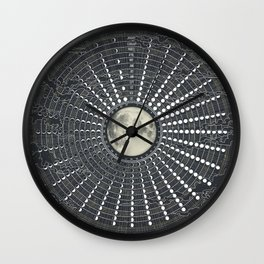 Phases // Moon Calendar 2017 Wall Clock