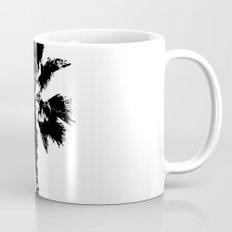 Black & White Palm Mug