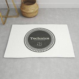 Technics - Disc Jockey Rug