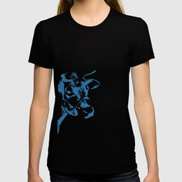 Follow the Herd - Blue #154 T-shirt