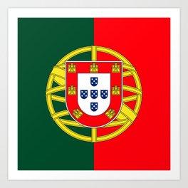 Portugal Art Print