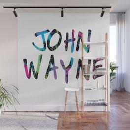 JOHN WAYNE Wall Mural