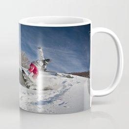 The Snowboarder Coffee Mug