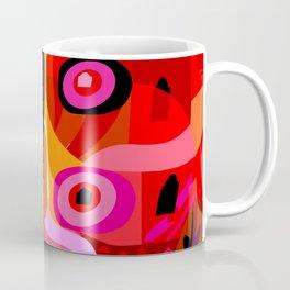 Zacatecas (Red) Coffee Mug