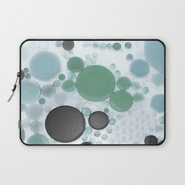 :: Overcast Day at the Beach :: Laptop Sleeve