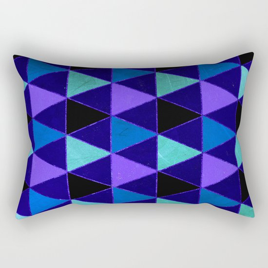 Abstract #471 Rectangular Pillow