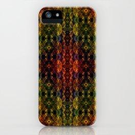 Kaleidescape Pattern iPhone Case