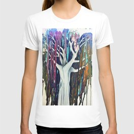 Tree of color T-shirt
