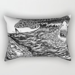 Providence of the Sea Rectangular Pillow