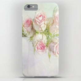 bouquet of roses iPhone Case