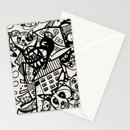 Alley Katz Stationery Cards