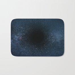 Black hole Bath Mat