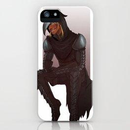 Zevran Arainai iPhone Case