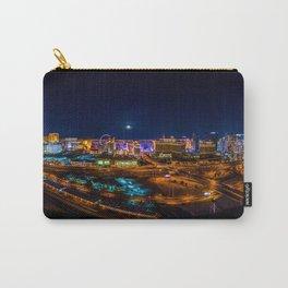 Las Vegas Lights Carry-All Pouch