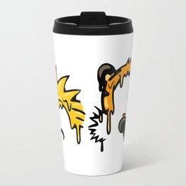 Calvin & Hobbes Grime Travel Mug