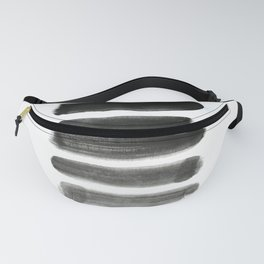 Shades of Gray Fanny Pack