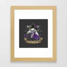 Aro+Ace Framed Art Print