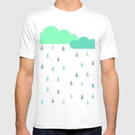 Raining Clouds T-shirt