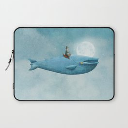 Whale Rider  Laptop Sleeve