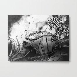 Natura selvaggia Metal Print