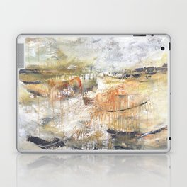 Stormy Times Past, Moving Forward Laptop & iPad Skin