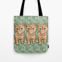 Mr Waffles Tote Bag
