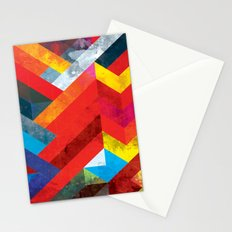 Geometrics One Stationery Cards