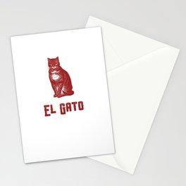 EL GATO Stationery Cards