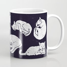 Sleeping Cats Coffee Mug