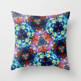 Opals Throw Pillow