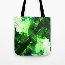 Elemental - Geometric Abstract Art Tote Bag