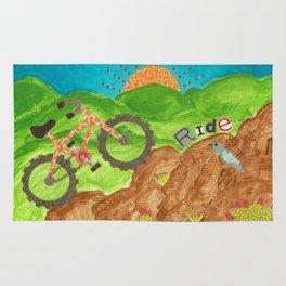 Ride Rug