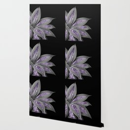 Agave Finesse Glitter Glam #3 #tropical #decor #art #society6 Wallpaper