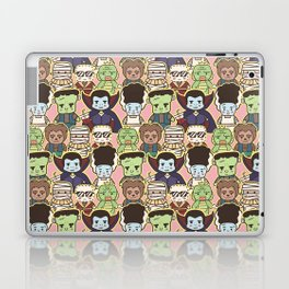 Kawaii Little Monsters Series 1 Pattern Print Laptop & iPad Skin
