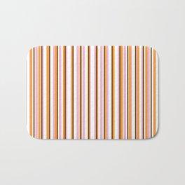 Cool Stripes Bath Mat