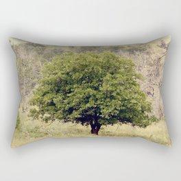 One Tree Rectangular Pillow