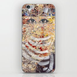 Enchanted Feline iPhone Skin