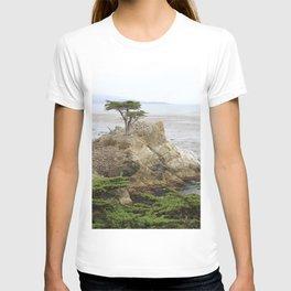 Lone Cypress  Of Monterey T-shirt