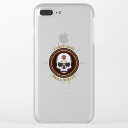 D&D - Roll Crits Clear iPhone Case