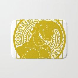 Stained Glass - Dragonball - Majin Buu Bath Mat