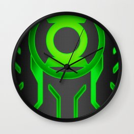 The New 52 Green Lantern Wall Clock