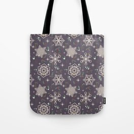 Xmas In The City Tote Bag