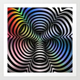 Subconsciousness Art Print