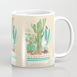 Desert planter Coffee Mug